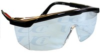 UCI Beaufort Clear Safety Glasses