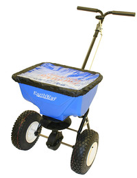 Ev-N-Spred® 2130 - Grit Salt Spreader - 33cm Pneumatic Tyres - 30kg Hopper - High Volume Output
