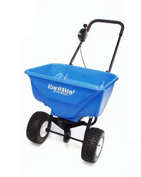 Ev-N-Spred® 2040i PLUS - Grit Salt Spreader - 22cm Pneumatic Tyres - 25kg Hopper - High Volume Output
